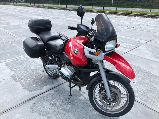 1998 BMW R 1100 GS motor te huur (1)