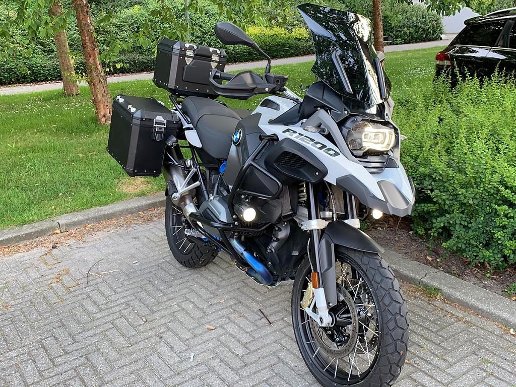 BMW GSA 1200 Adventure motor #1