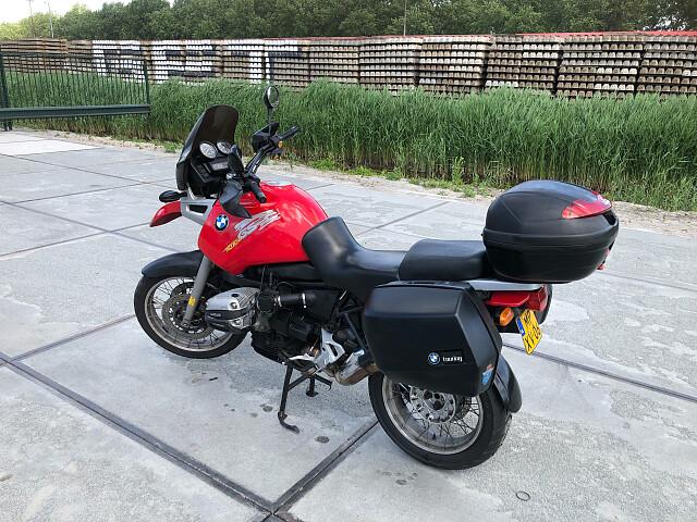 1998 BMW R 1100 GS motor te huur (2)