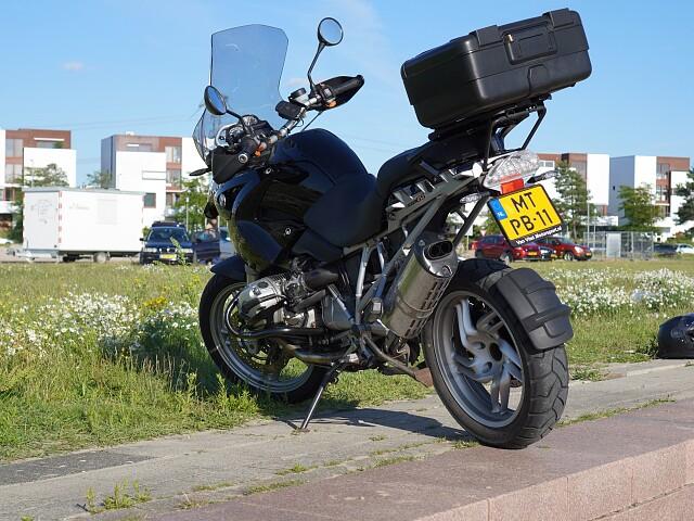 2005 BMW R1200 GS motor te huur (4)