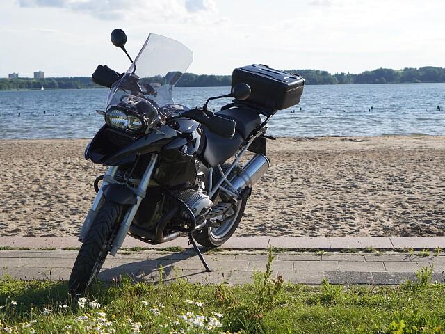 2005 BMW R1200 GS motor te huur (5)