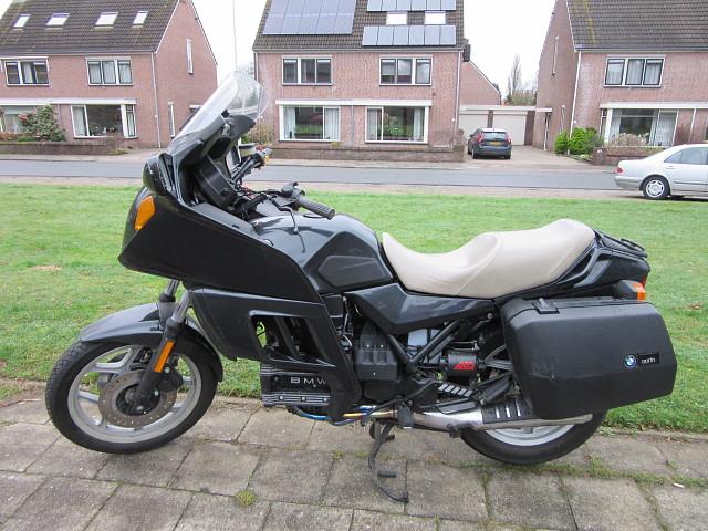 1992 BMW K 75 RT motor te huur (1)