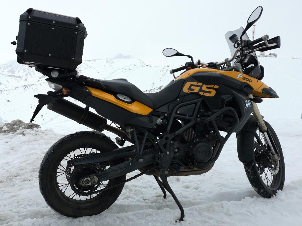 BMW F 800 GS moto en alquiler (1)
