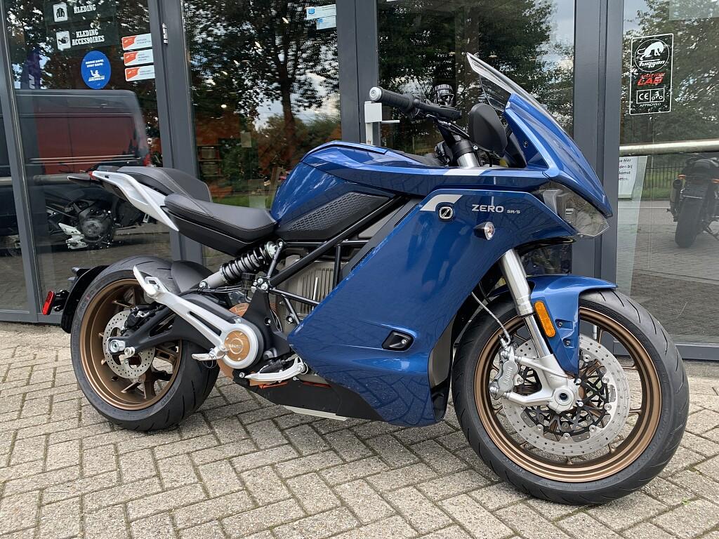 2021 Zero Motorcycles SR/S 14.4 motor te huur (1)
