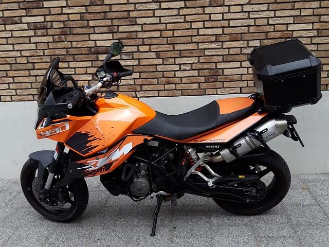 2011 KTM 990 Adventure motor te huur (3)