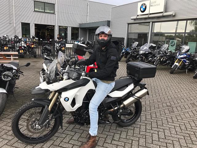 2011 BMW F 800 GS motor te huur (4)