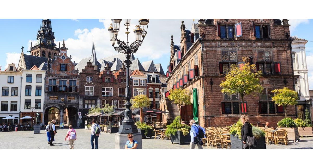 Nijmegen terrassen