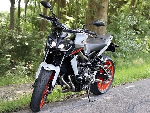 2020 Yamaha MT 09 motor te huur (5)