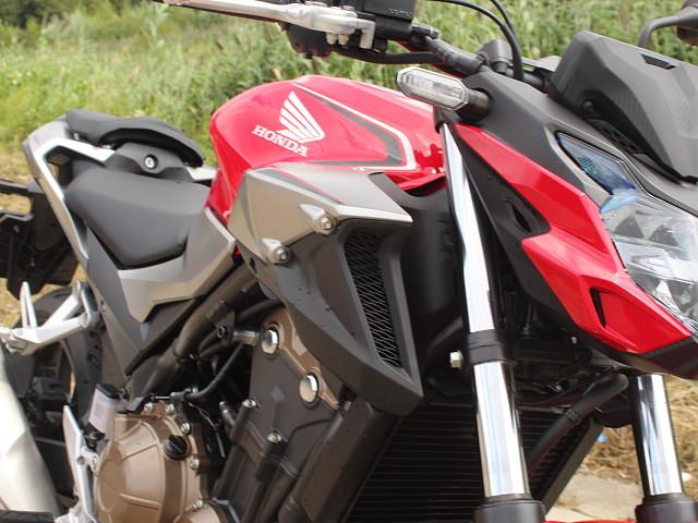 2019 Honda CB 500 F motor te huur (3)