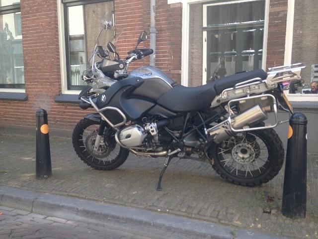 2009 BMW R 1200 GS Adventure moto en alquiler (4)