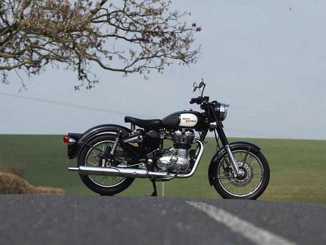 2010 ROYAL ENFIELD Classic motor te huur (2)