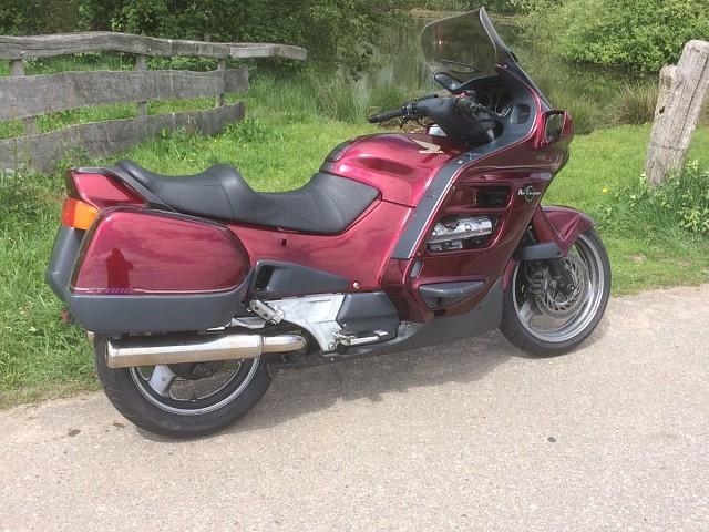 1994 Honda Pan European 1100 motor te huur (1)