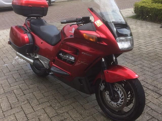 1994 Honda Pan European 1100 motor te huur (2)