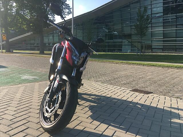 2018 Honda CB650F motor te huur (3)