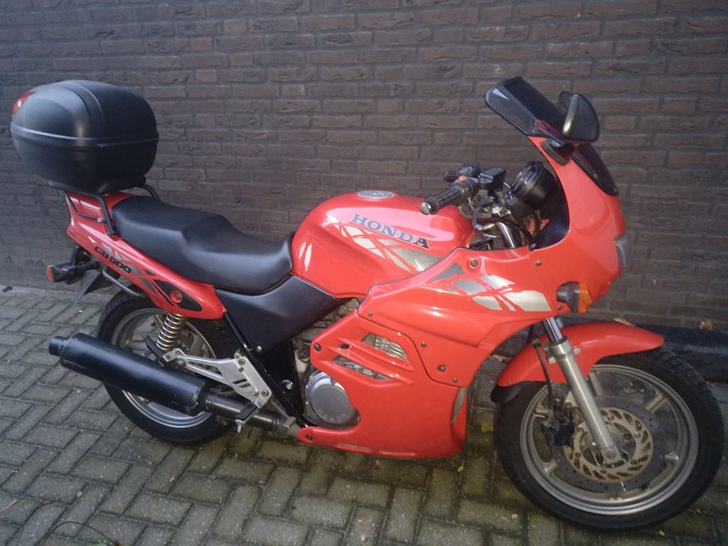 1994 HONDA CB 500 motor te huur (1)