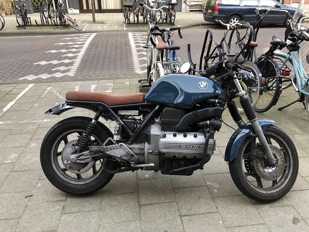 BMW K 100 RT  motor #1