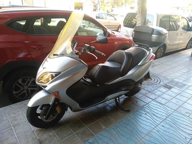2007 HONDA Forza EX moto en alquiler (2)