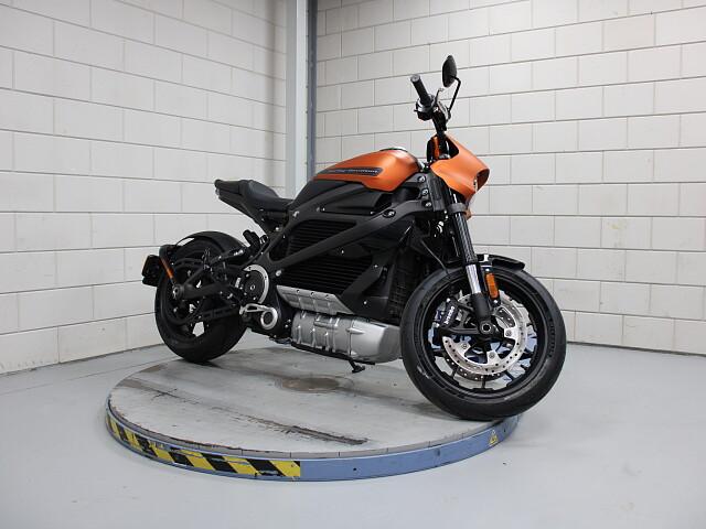 2020 Harley-Davidson LiveWire motor te huur (3)