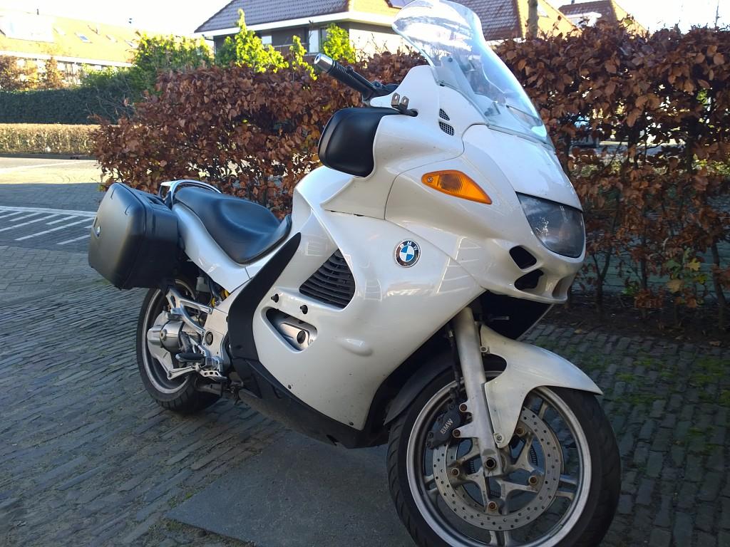 2006 BMW K 1200 RS moto en alquiler (1)