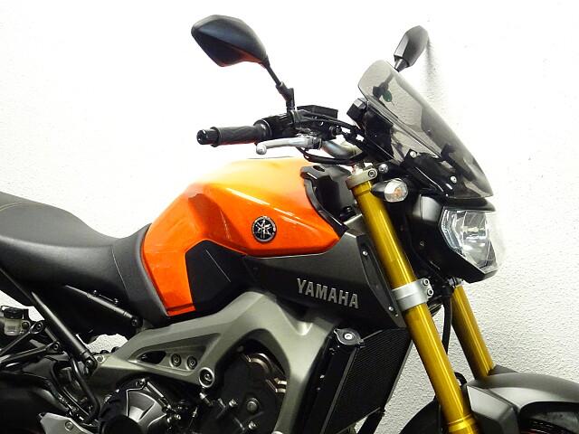 2014 Yamaha MT09 motor te huur (3)