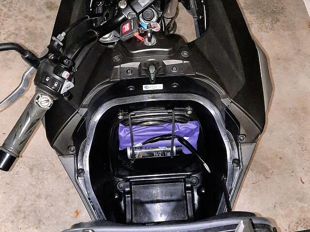 2017 Honda NC 750 X motor te huur (5)