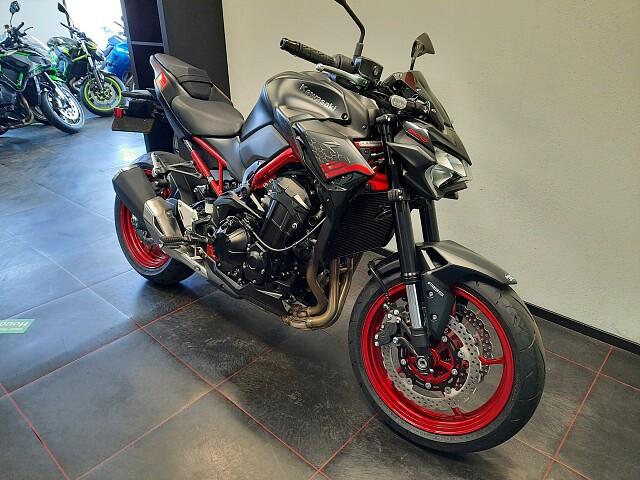 2021 Kawasaki Z900 motor te huur (2)