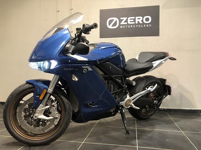 2021 ZERO Motorcycles SR/S motor te huur (2)
