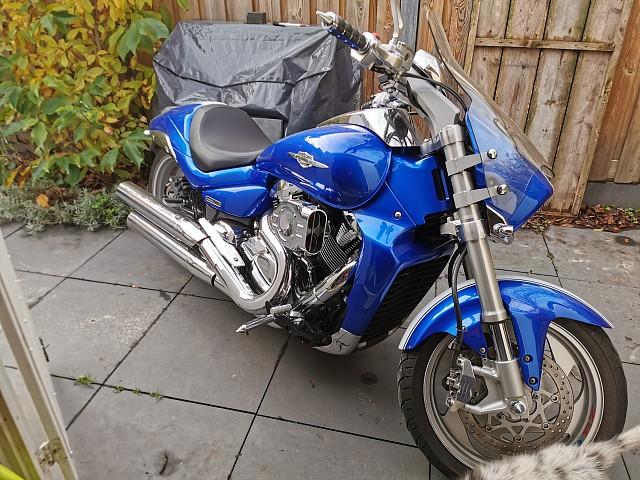 2007 SUZUKI M 1800 Intruder motor te huur (3)
