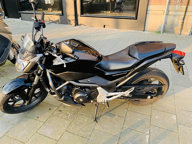 2012 Honda NC 700 motor te huur (2)