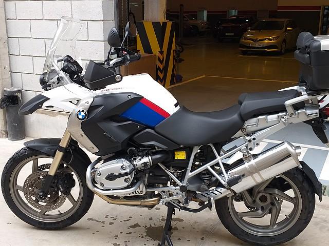 2009 BMW R 1200 GS moto en alquiler (1)