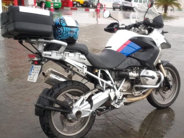 2009 BMW R 1200 GS moto en alquiler (4)