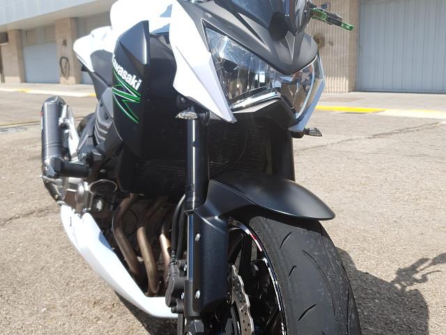 2014 KAWASAKI Z800 moto en alquiler (1)