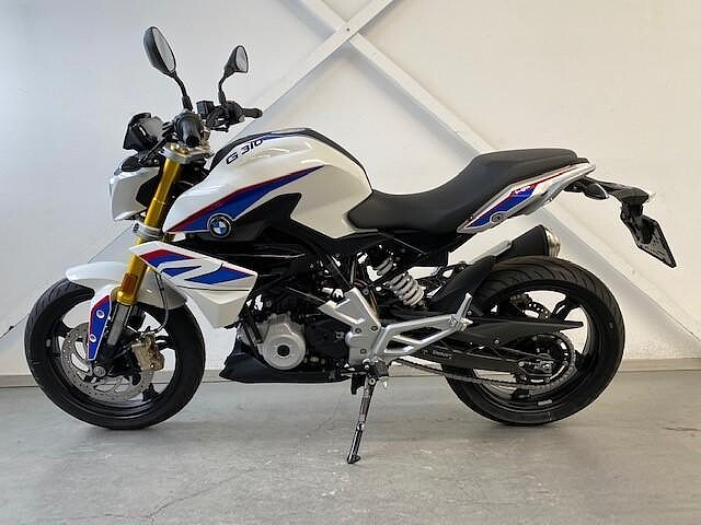 2020 BMW G310R motor te huur (2)