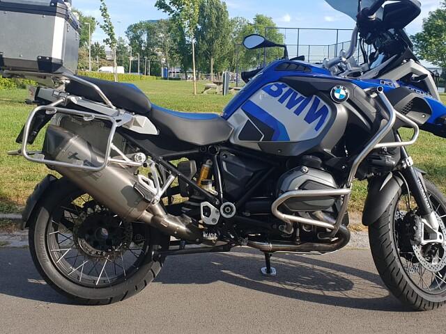 2014 BMW GS 1200 R Adventure motor te huur (2)
