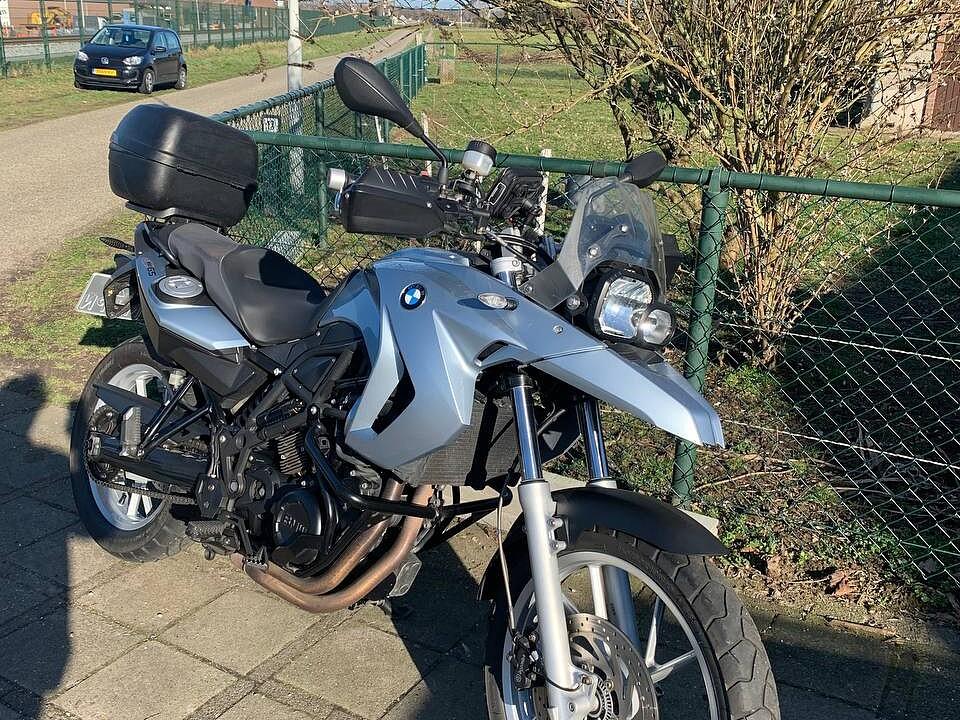 2008 BMW F 650 GS motor te huur (1)