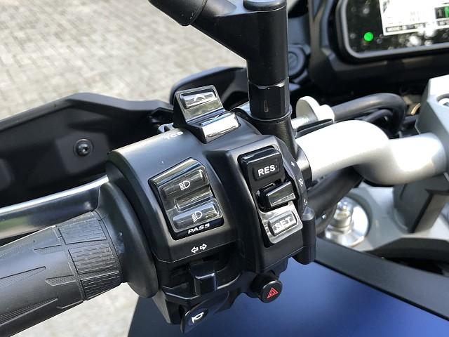 2020 Yamaha Tracer 900 GT motor te huur (4)
