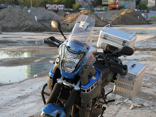 2009 YAMAHA XT 660 Z motor te huur (5)