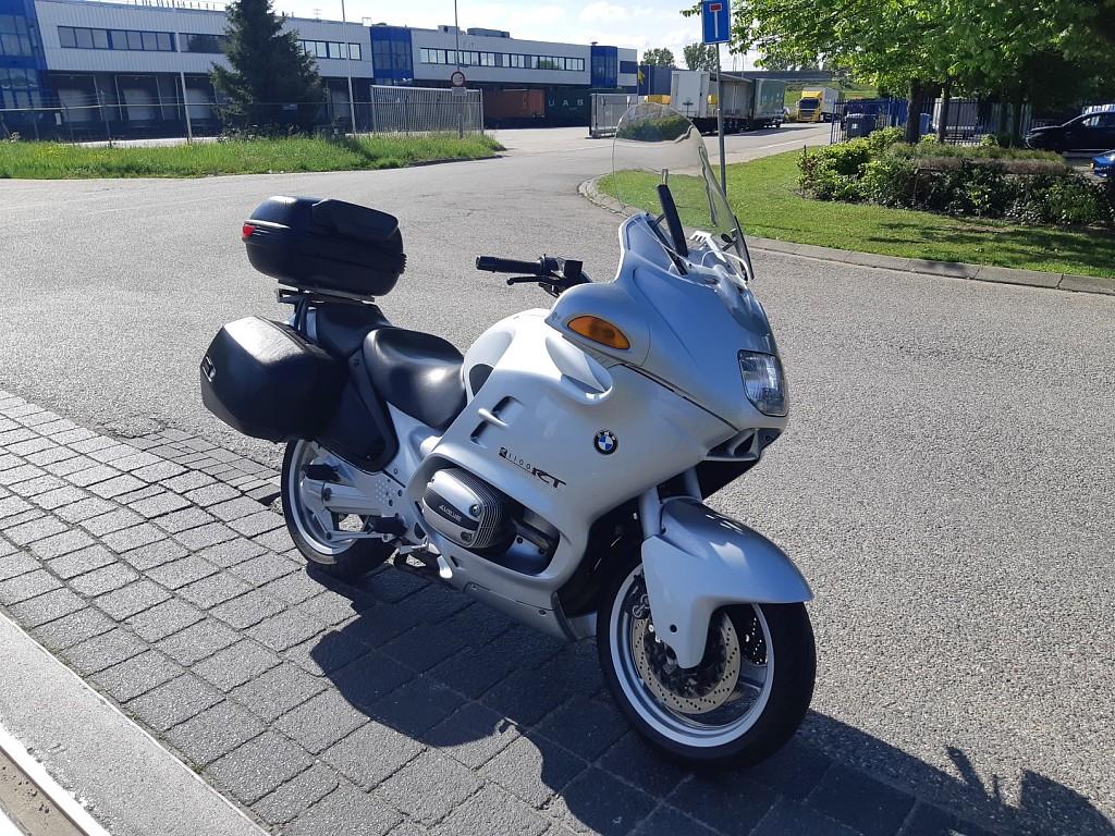 BMW R 1100 RT motor #1