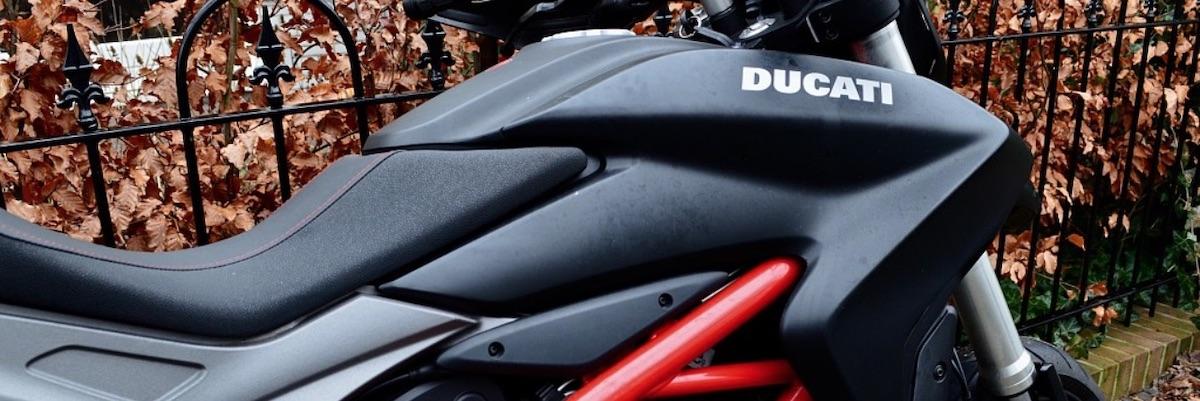 Ducati Hypermotard 821: Waarom Michel zijn Ducati verhuurt