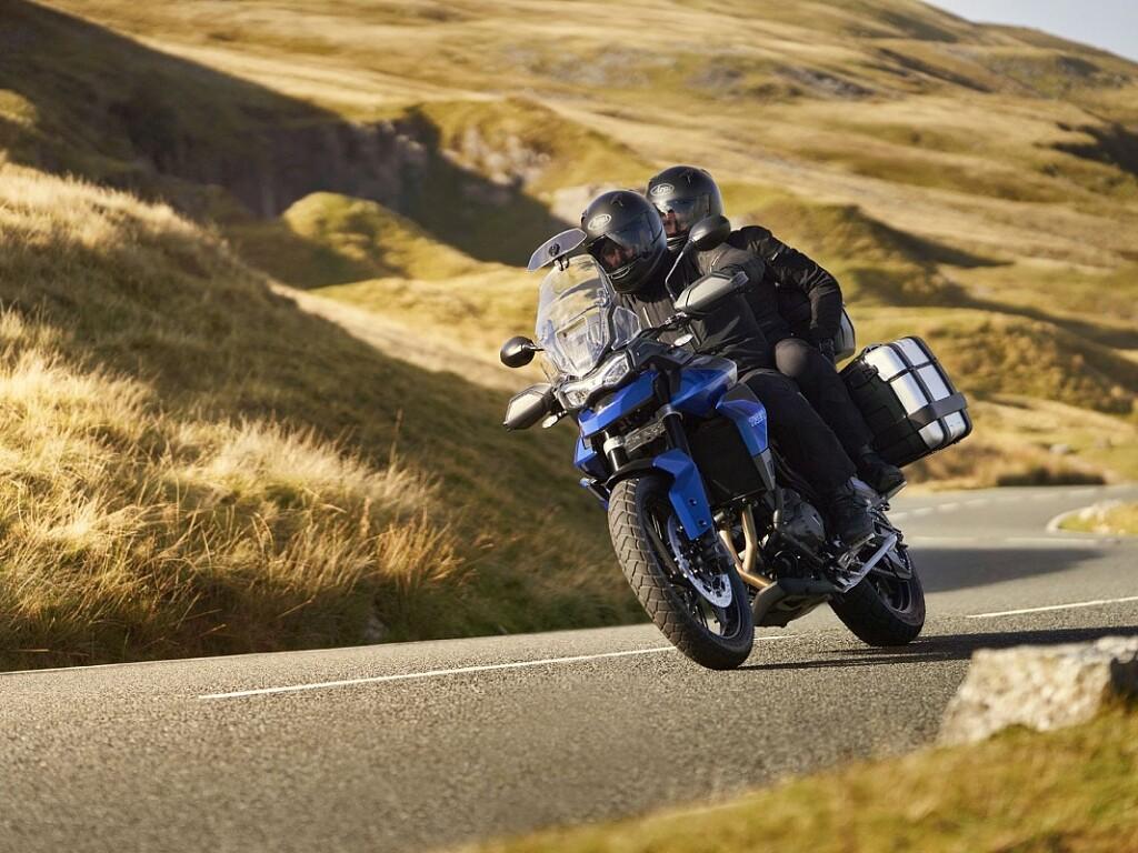 2021 Triumph Tiger Sport 850 motor te huur (1)