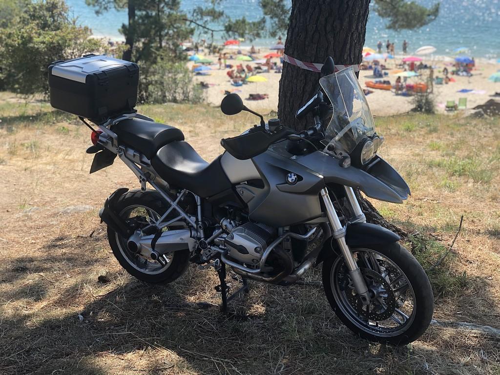 2007 BMW GS 1200 moto en alquiler (1)