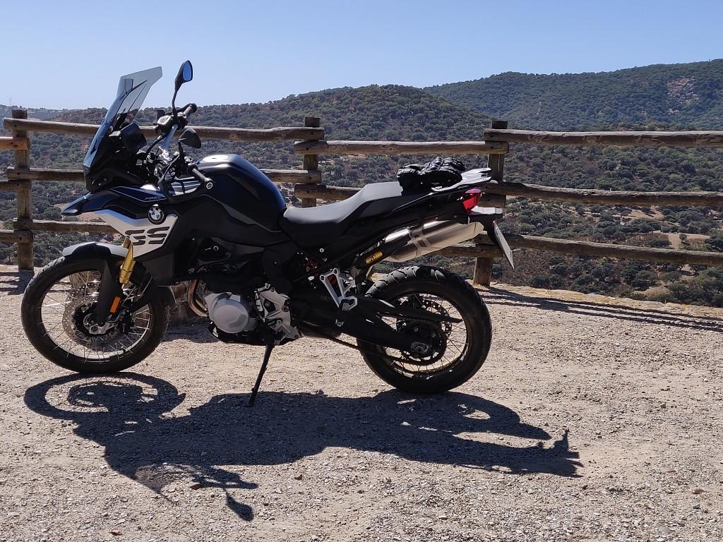 2018 BMW F 850 GS moto en alquiler (1)