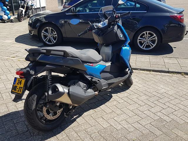 2019 BMW C 400 motor te huur (2)