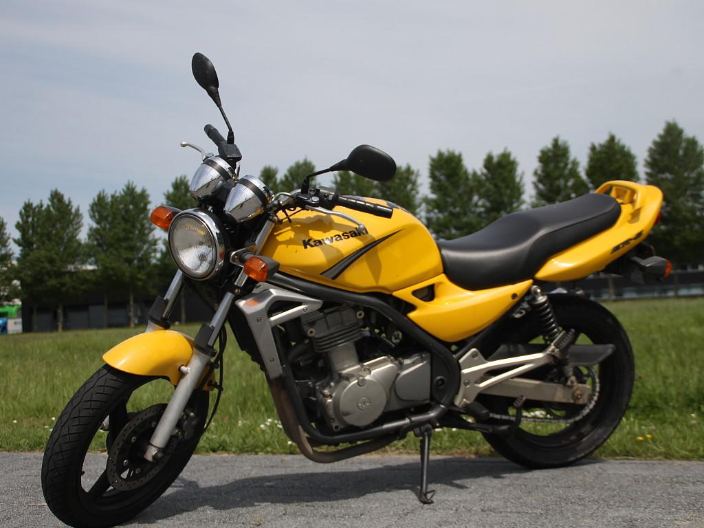 2003 KAWASAKI ER-5 motor te huur (1)