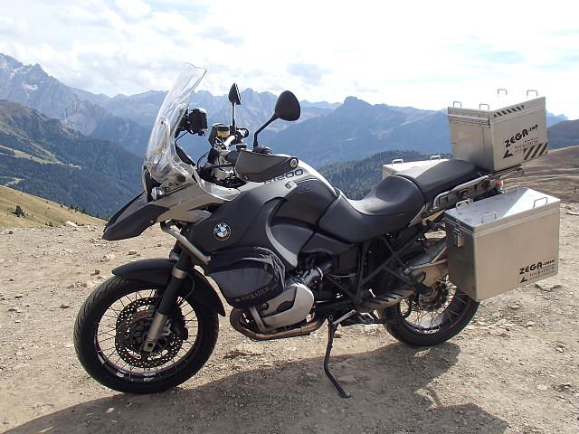 2009 BMW R 1200 GS Adventure moto en alquiler (1)