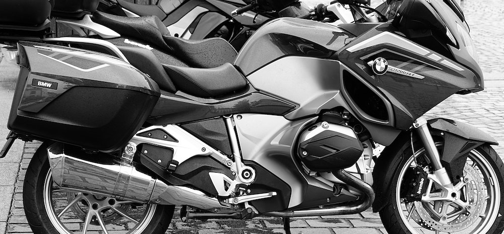 Foto: BMW motorcycle