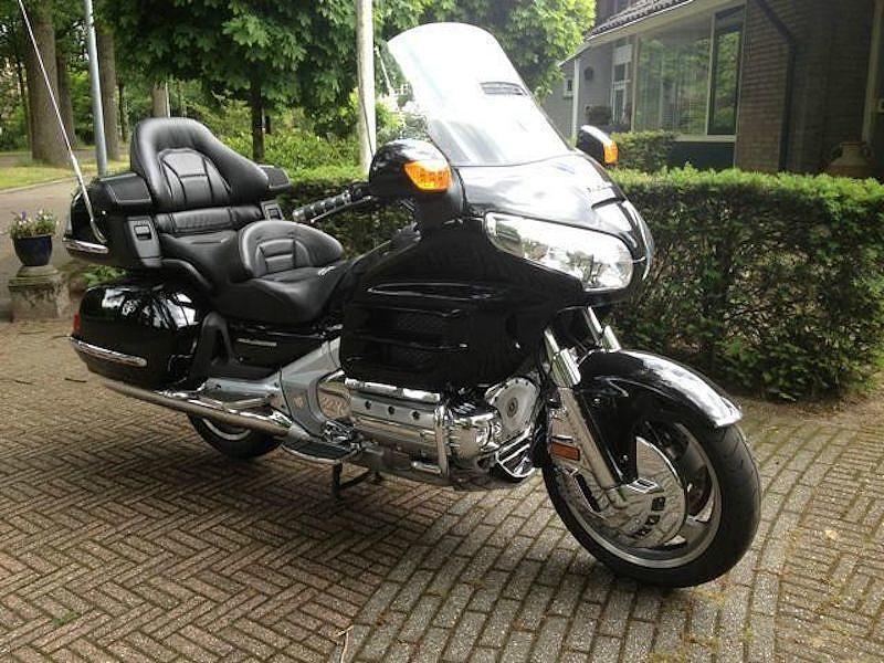 HONDA GL 1800 motor #1