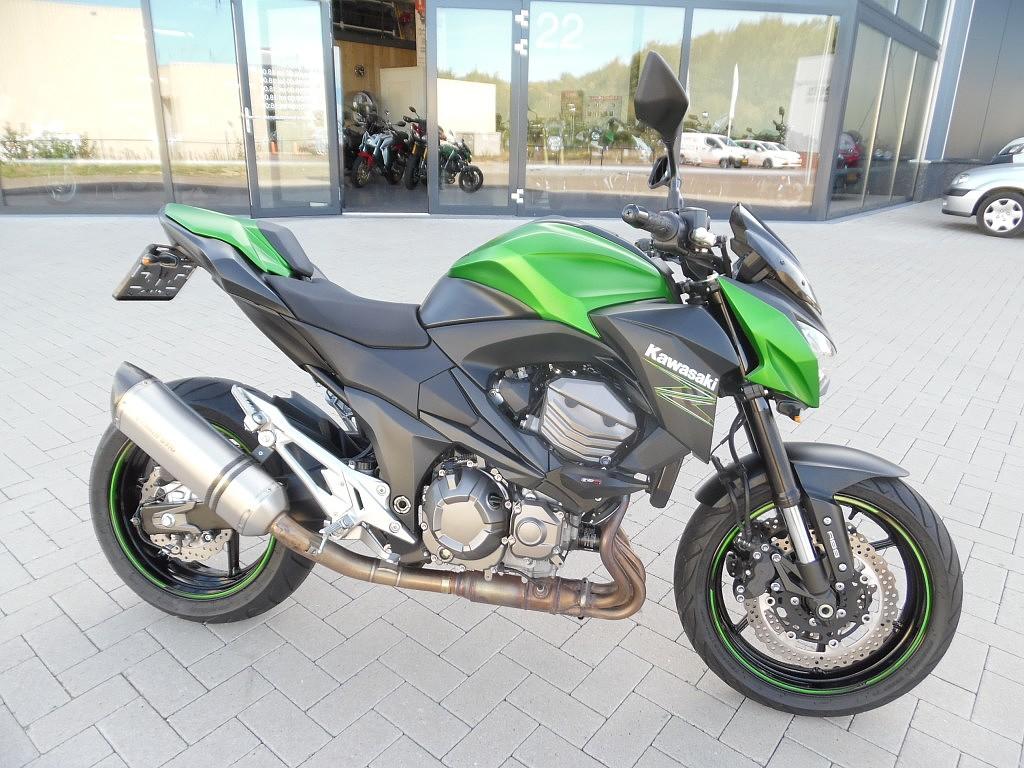 2016 KAWASAKI Z800 moto en alquiler (1)