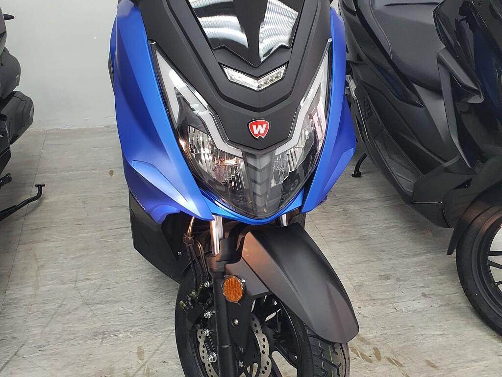 2020 WOTTAN Storm-T moto en alquiler (1)