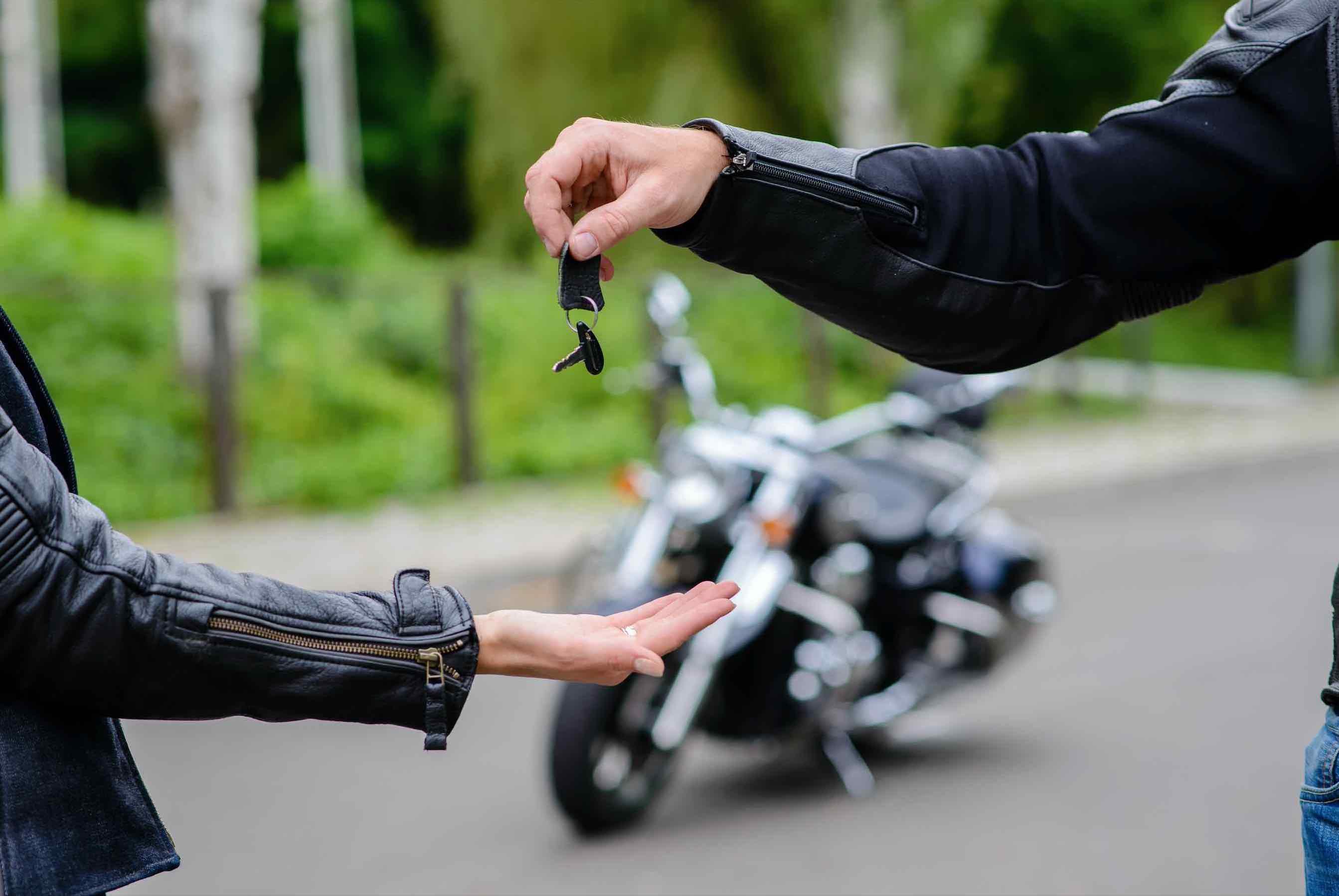 verkopen-motor-handdruk